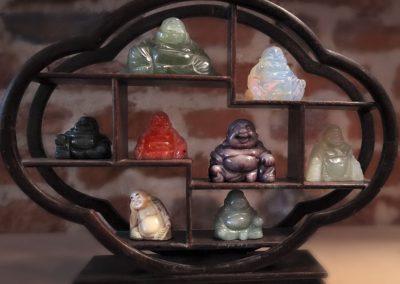 Bouddhas chinois