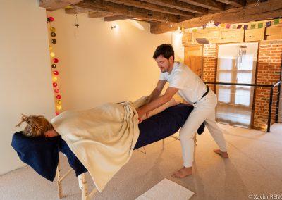 Massage solo
